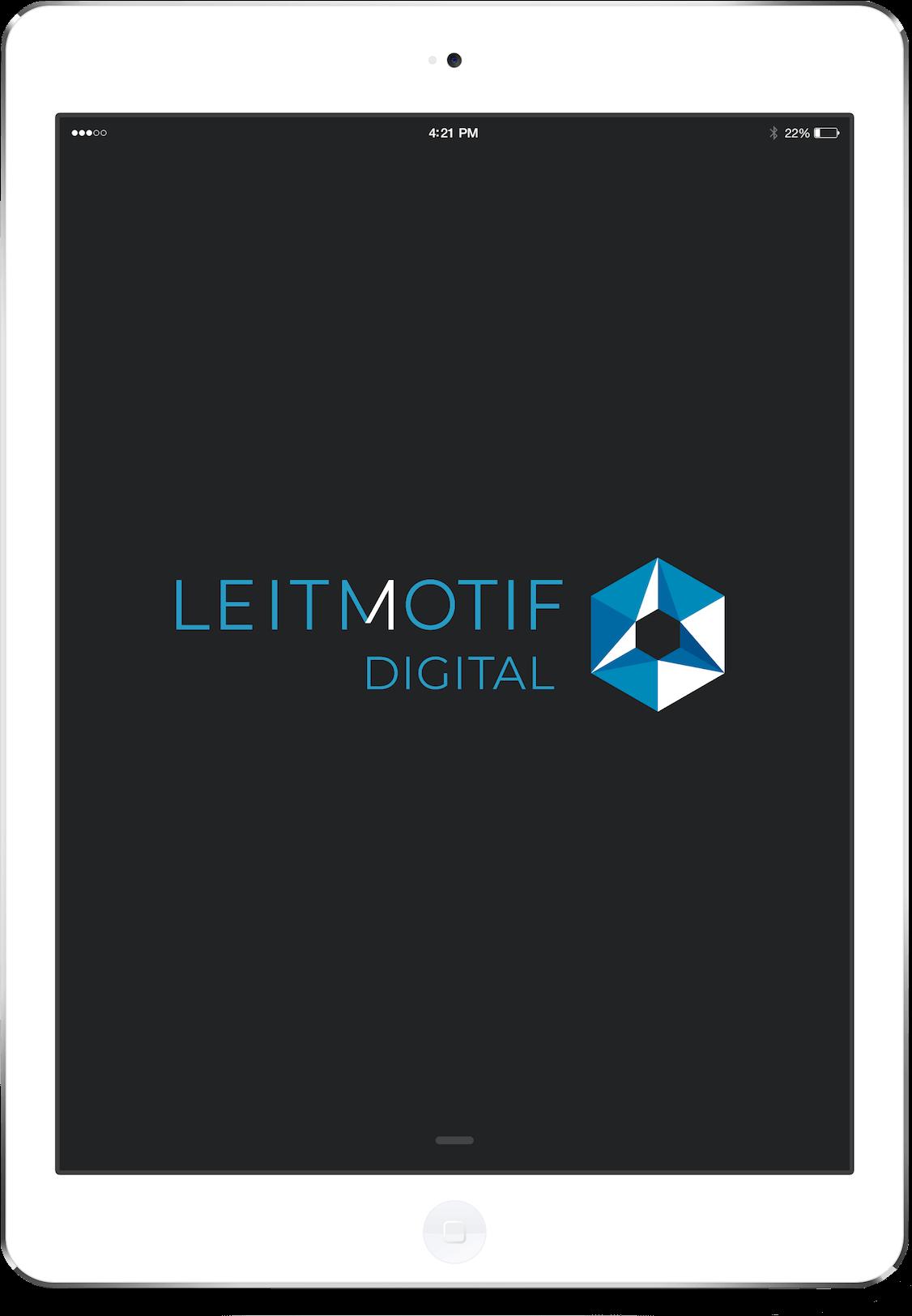 LEITMOTIF iPad